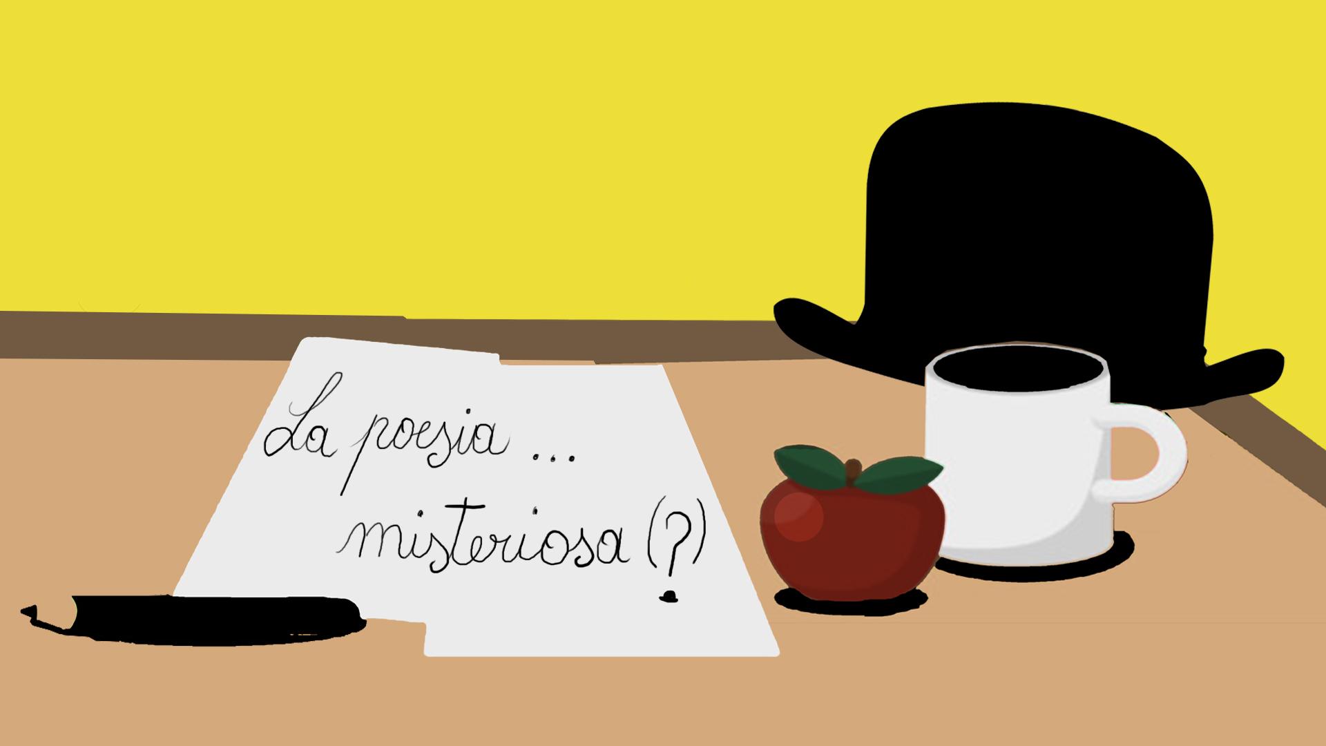 LaPoesiaMisteriosa cartoon